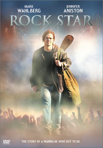 Rock Star - DVD /plast/