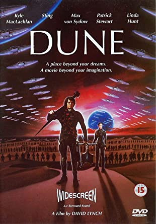 Dune - DVD /plast/