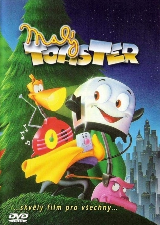 Malý toaster - DVD /plast/