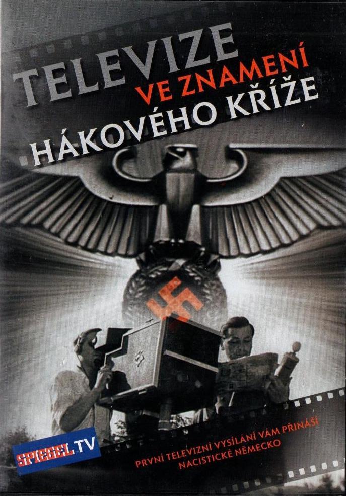 Televize ve znamení hákového kříže - DVD /plast/