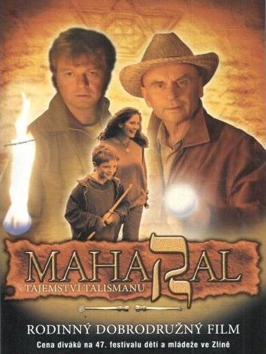 Maharal - Tajemství talismanu - DVD /- bazarové zboží plast/