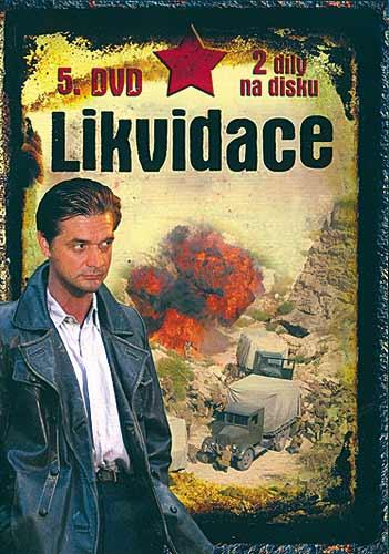 Likvidace 5 - DVD /plast/