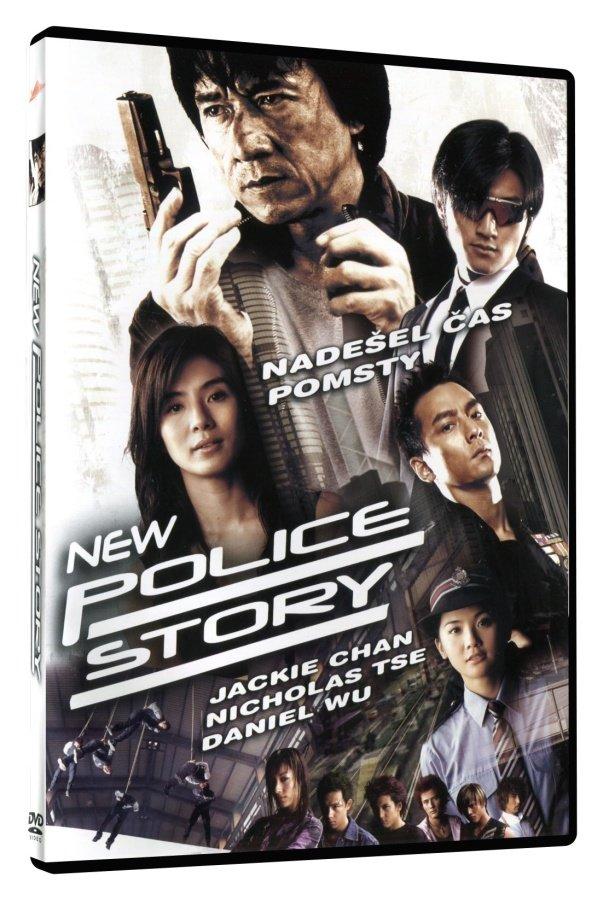New Police Story - DVD /plast/