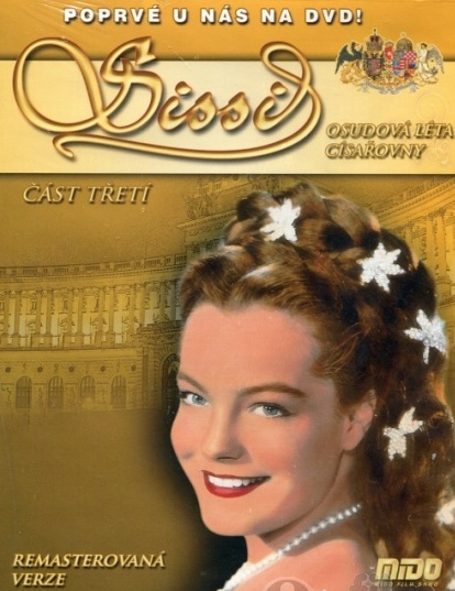 Sissi - Osudová léta císařovny - část třetí - DVD /slim/