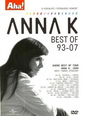 Anna K - Best of 93-07 - DVD /pošetka/