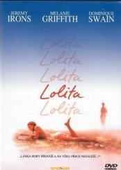 Lolita - DVD /pošetka/