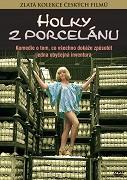 Holky z porcelánu ( plast ) DVD