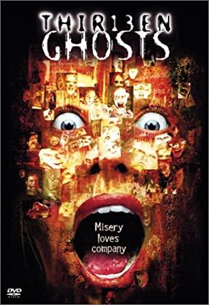 Thirteen Ghosts - DVD /plast//bazarové zboží/