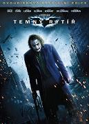 Temný rytíř - 2 DVD plast