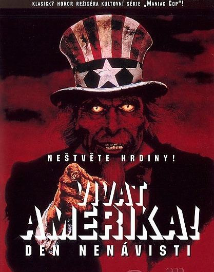 Vivat Amerika! - Den nenávisti - DVD /plast//bazarové zboží/