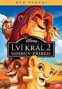 Lví král 2: Simbův příběh - DVD plast