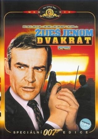 Žiješ jenom dvakrát - 007 - Speciální edice - DVD /plast/