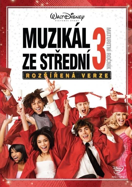 Muzikál ze střední 3 - DVD /plast/