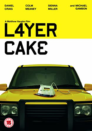 L4yer Cake - 2 Disc Edition - 2xDVD /plast/