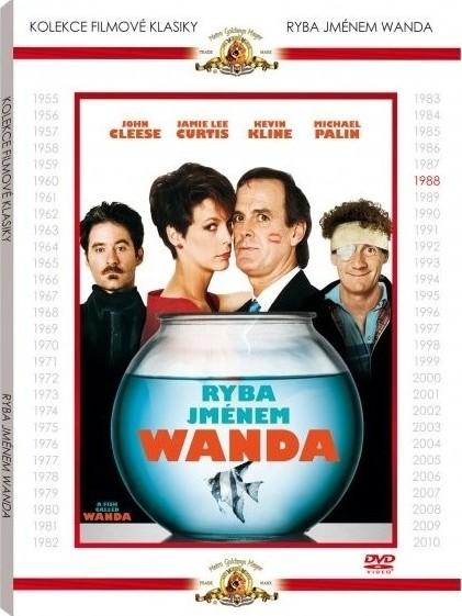 Ryba jménem Wanda - DVD /digipack/
