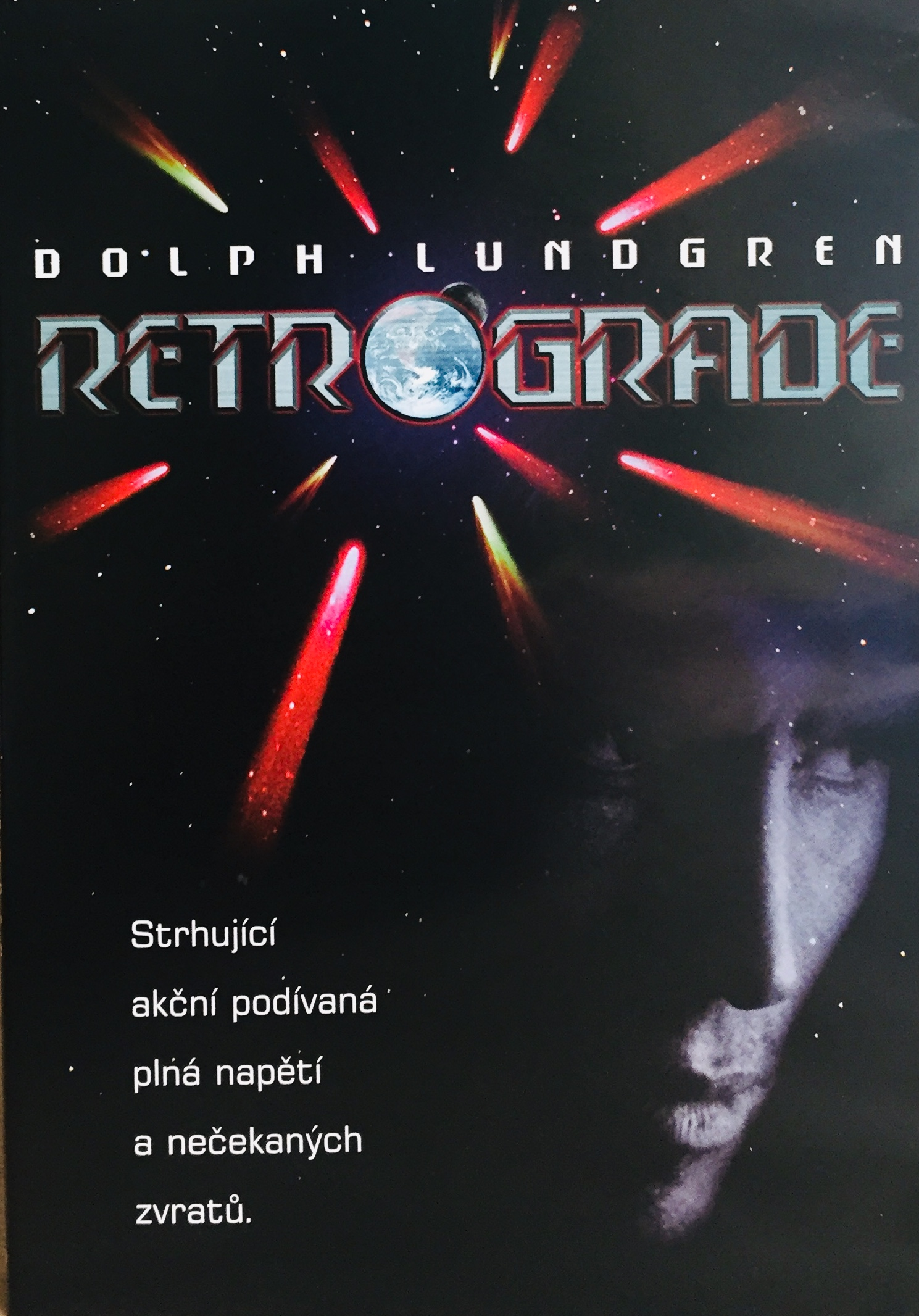 Retrograde - DVD /plast/