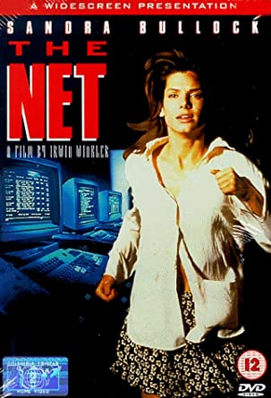 The Net - DVD /plast/