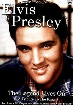 Elvis Presley - The Legend Lives On - DVD /plast/