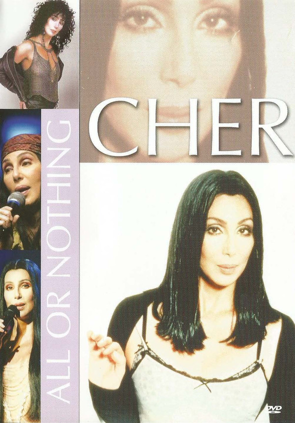 Cher - All or Nothing - DVD /plast/