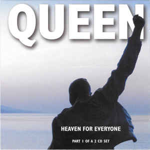 Queen - Heaven for Everyone - CD /slim//bazarové zboží/