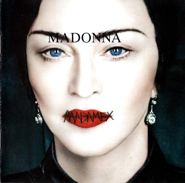 Madonna - Madame X - CD /plast/