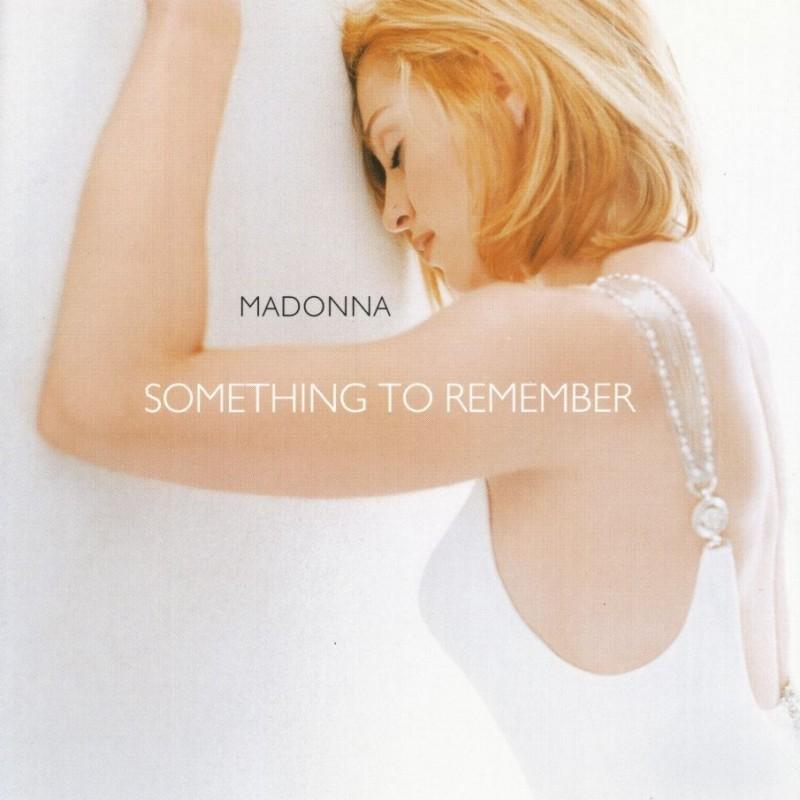 Madonna - Something to Remember - CD /plast/