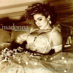 Madonna - Like a Virgin - CD /plast/