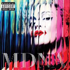 Madonna - MDNA - CD /plast/