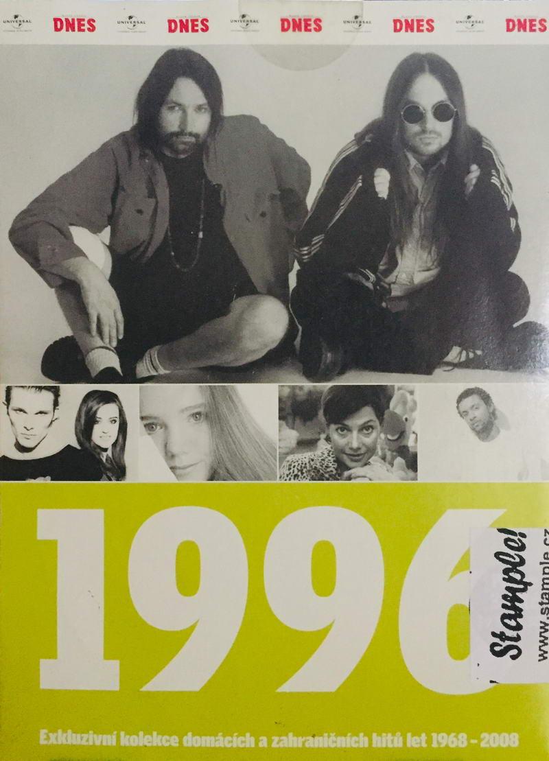 1996 - kolekce hitů - CD /pošetka/