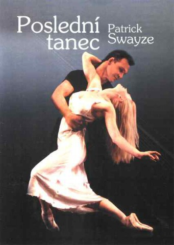 Poslední tanec - DVD pošetka