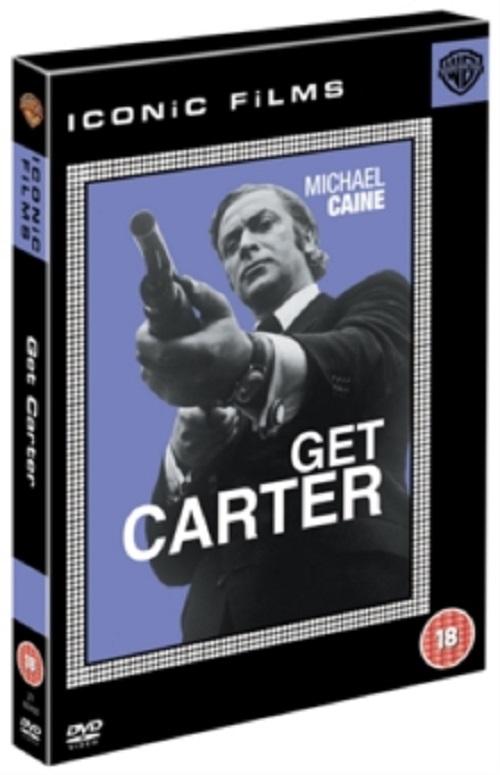Get Carter - DVD plast ( v v originálm znění bez CZ titulků)