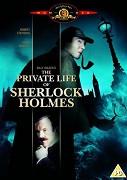 The private life of Sherlock Holmes - DVD plast ( v původním znění bez CZ titulků)