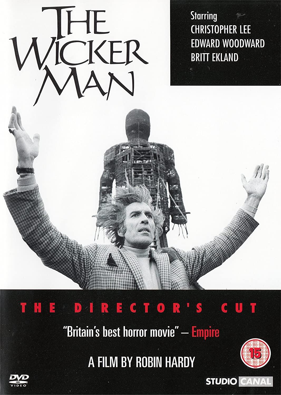 The Wicker man - 2 DVD plast ( v původním znění bez CZ titulků)