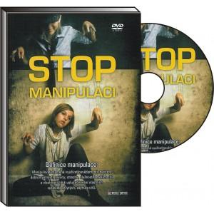 Stop manipulaci - DVD /plast/