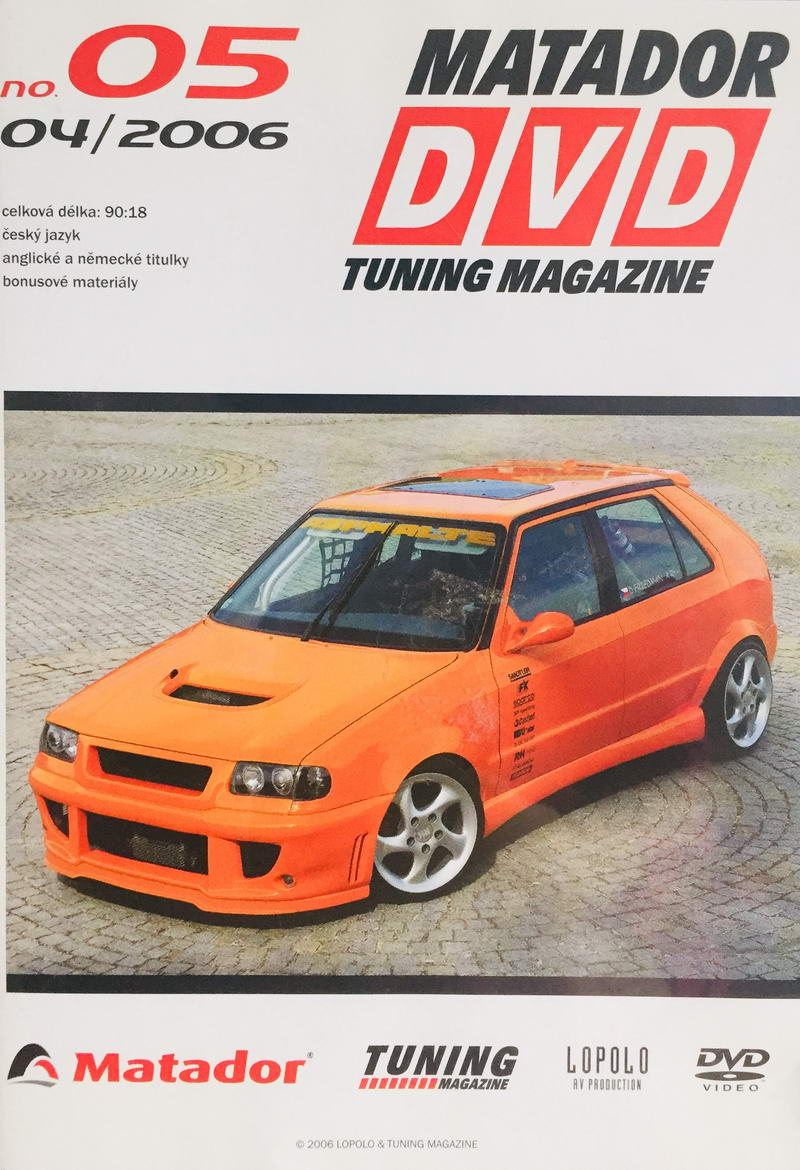 DVD Tuning Magazine No. 05 - DVD /slim/