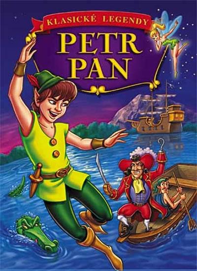 Petr Pan - Klasické legendy - DVD /digipack/