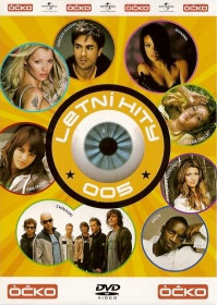 Letní hity 005 - DVD /pošetka/