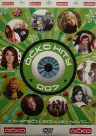 Óčko hity 007 - DVD /pošetka/