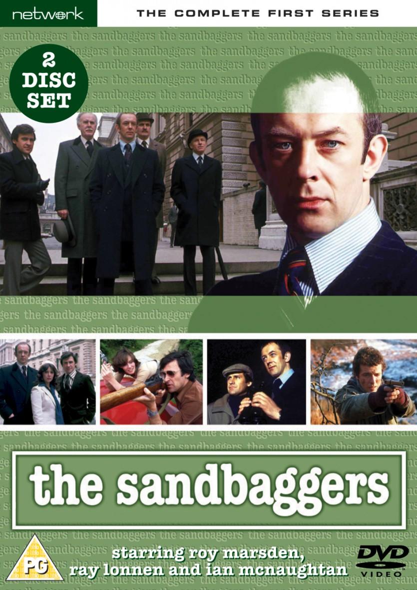The sandbaggers - comlete first series - 2 DVD plast ( v původním znění bez CZ titulků)