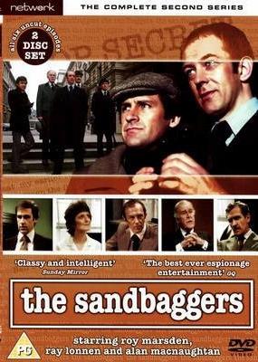 The sandbaggers - the comlete second series - 2 DVD plast ( v původním znění bez CZ titulků)
