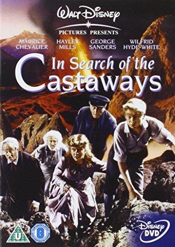 In Search of the Castaways - DVD plast ( v původním znění bez CZ titulků)
