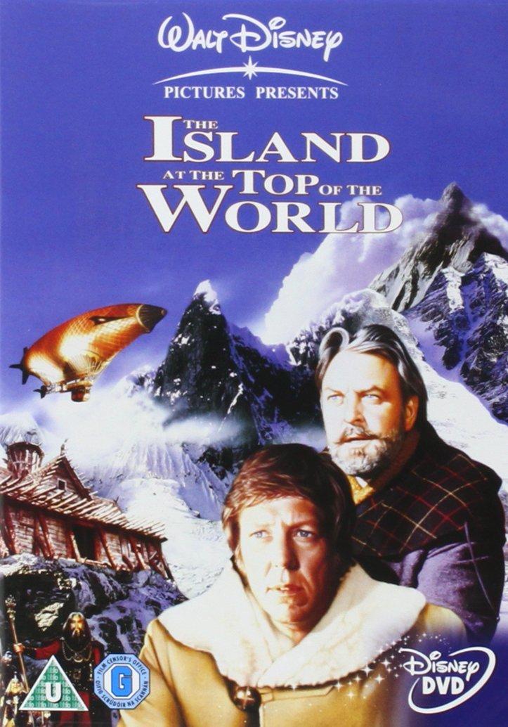 The Island at the Top of the World - DVD plast (v původním znění bez CZ titulků)
