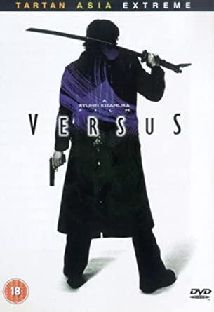 Versus - DVD plast ( v původním znění bez CZ titulků)