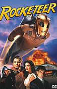 Rocketeer - DVD plast ( v původním znění bez CZ titulků)