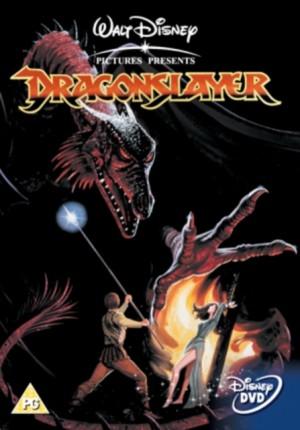 Dragonslayer - DVD plast (v původním znění bez CZ titulků)