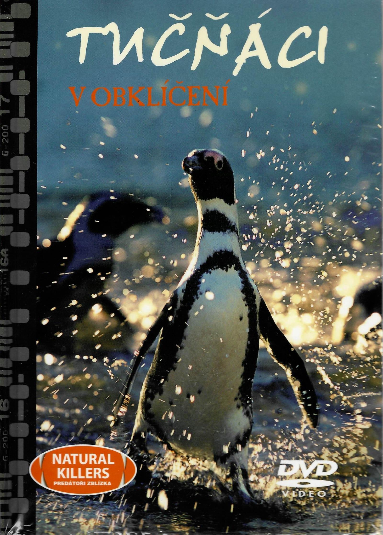 Tučňáci v obklíčení - DVD +brožurka