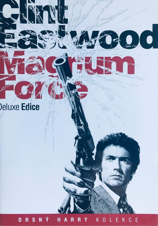 Magnum Force - Deluxe edice - v originálním znění s CZ titulky - DVD /plast/