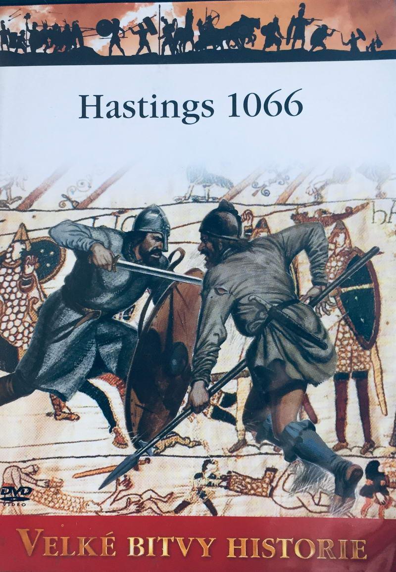 Velké bitvy historie - Hastings 1066 -  DVD /slim/