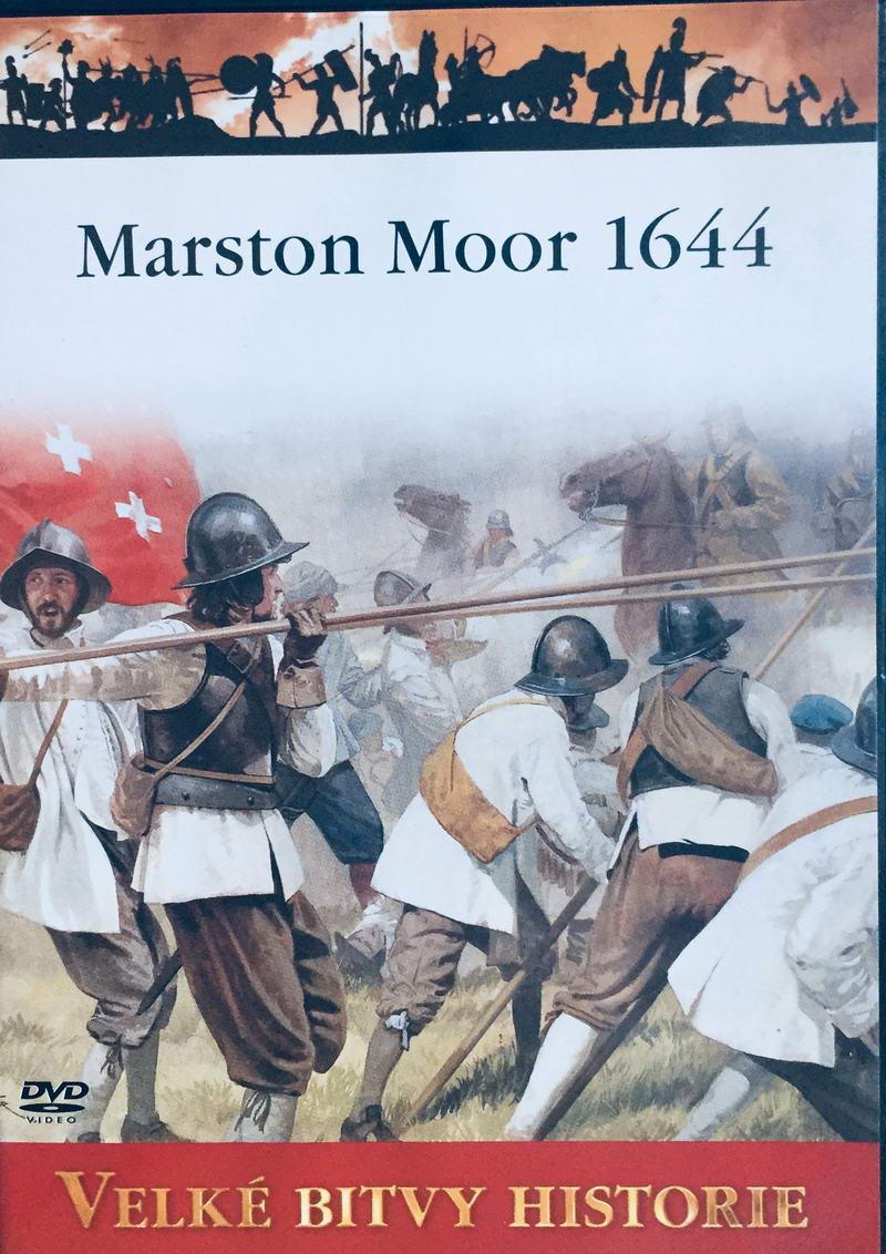 Velké bitvy historie - Marston Moor 1644 -  DVD /slim/