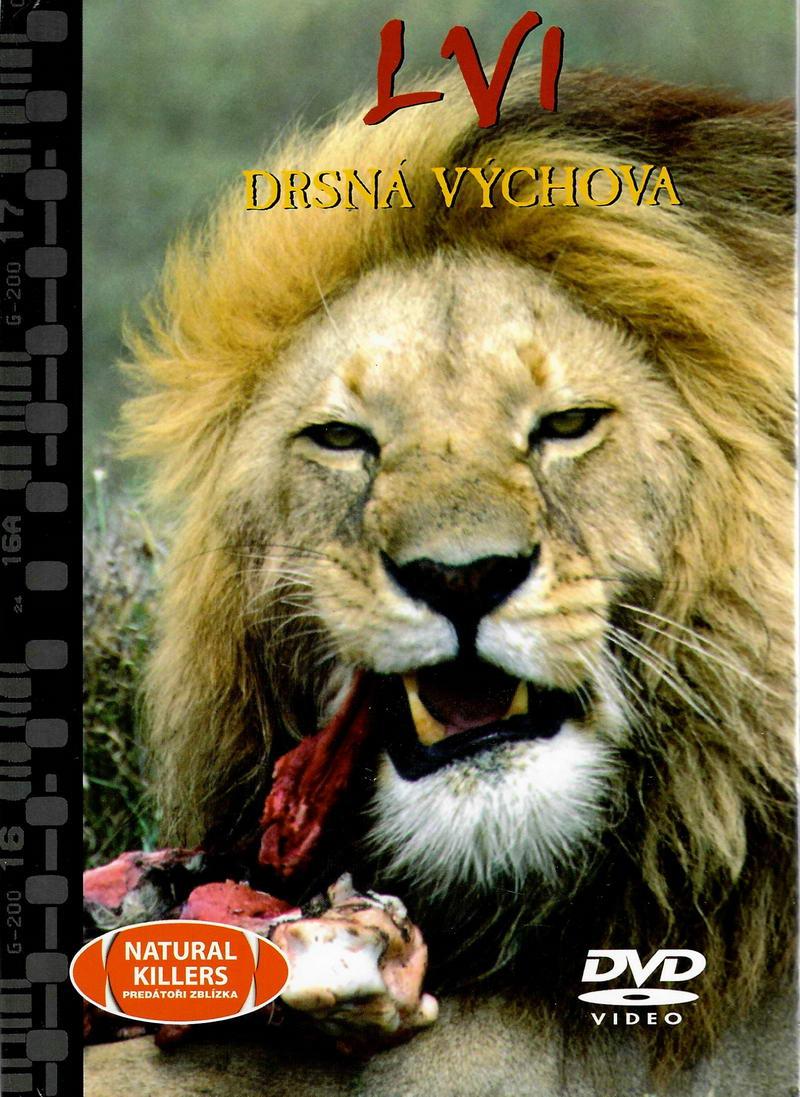 Lvi - Drsná výchova - DVD +brožura